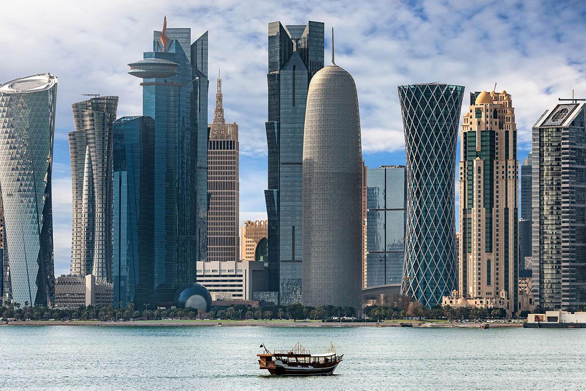 Invest in Qatar