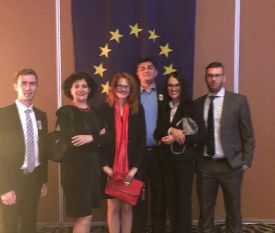 Croatian Business Council at Europe Day