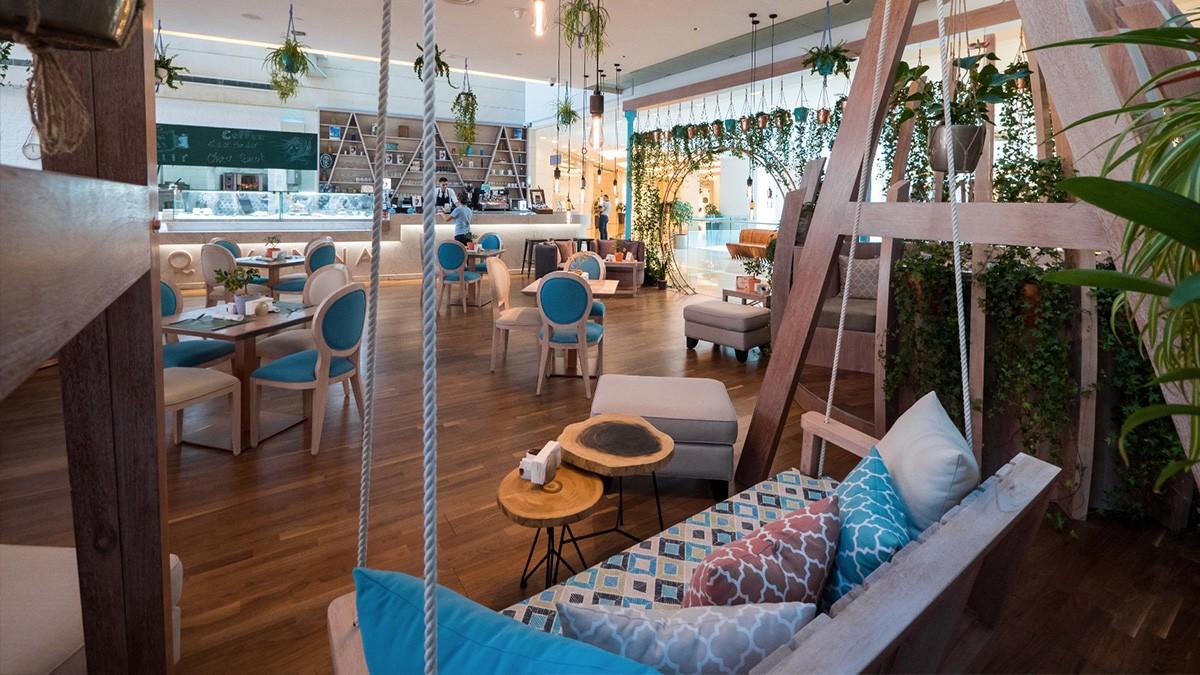 QAVANNA - Croatian restaurant concept in Doha