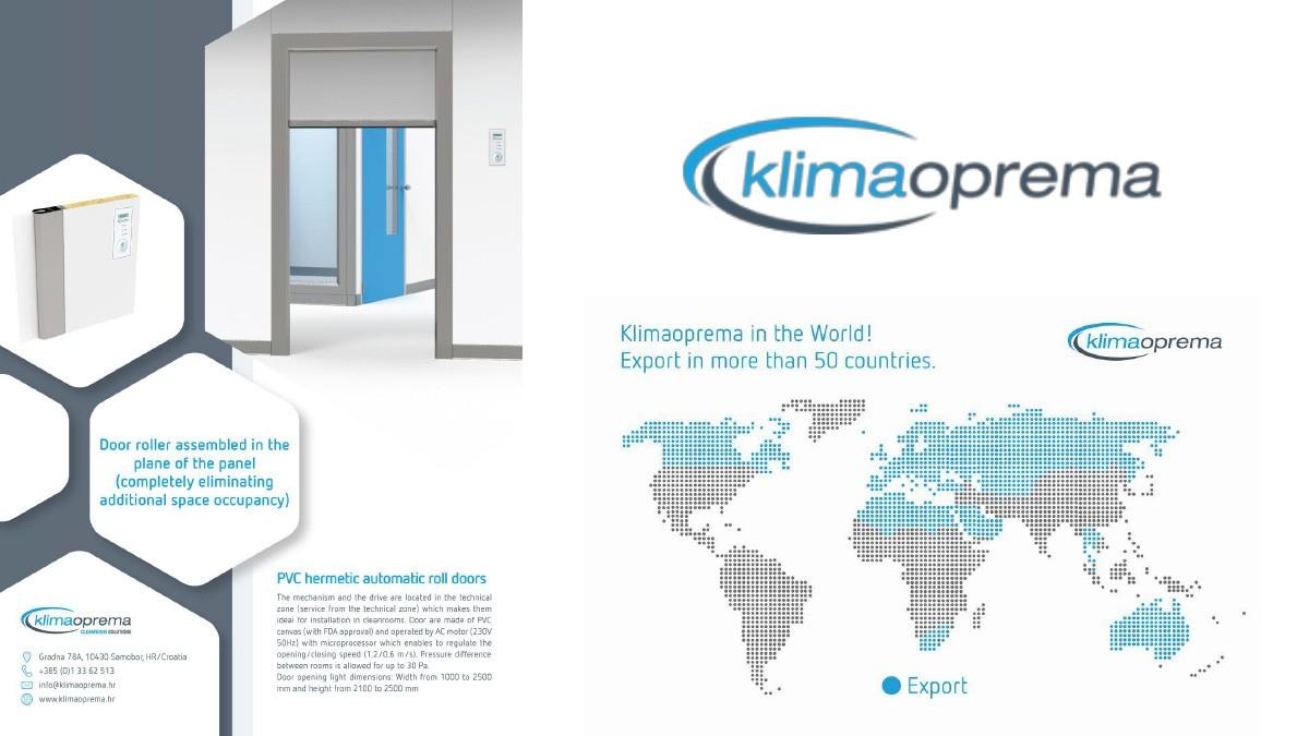 KLIMA OPREMA - Ventilation andair-conditioning equipment