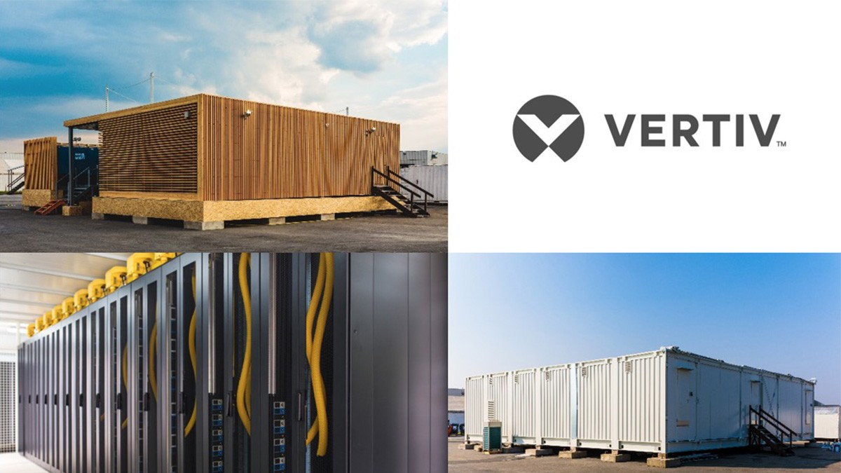 VERTIV - Powers the vital applications of the digital world